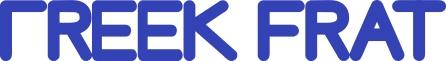 Greek Fathouse Font